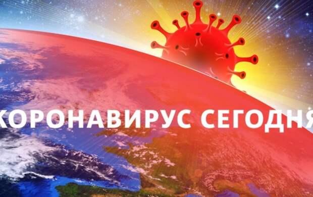 Коронавирус в России: статистика на 31 июля