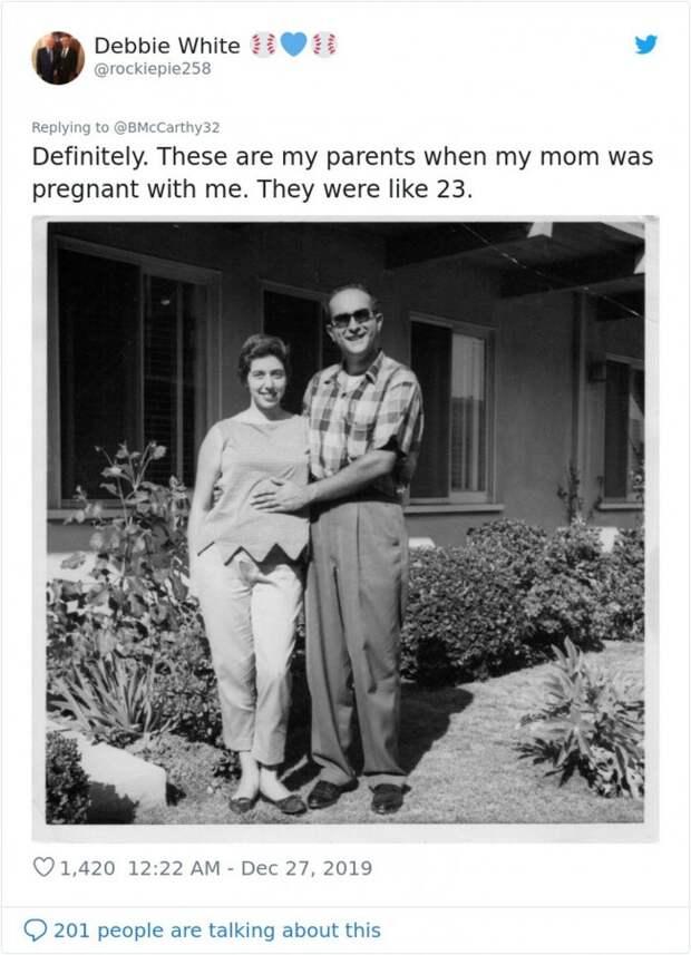 Раньше люди старели быстрее?