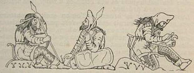 Древнейшея история Трезубца