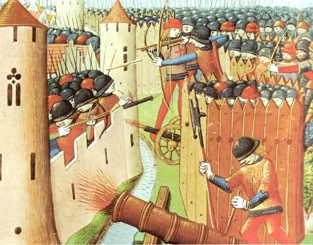 Для взятия крепости требовалось гораздо больше людей, чем для его обороны. /Фото: russian7.ru