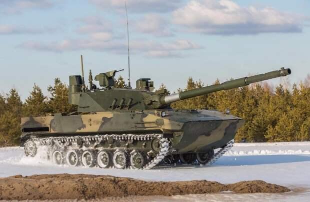 Новый легкий танк из России соберет длинную очередь заказчиков