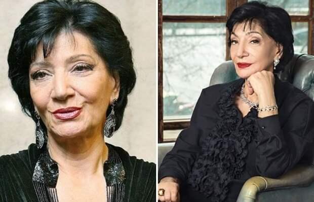 Нани Брегвадзе – 85: Почему исполнительница хита «Снегопад» считает, что петь можно только после 50 /
