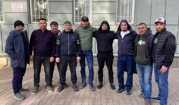 ВБашкирии трое из«Кармаскалинской четверки» отпущены под домашний арест