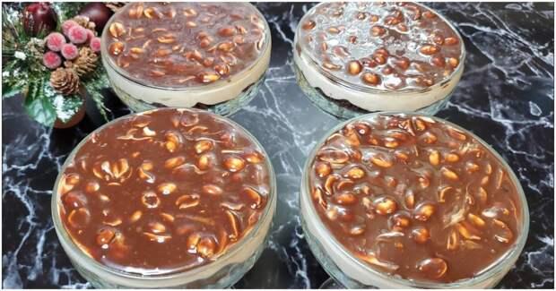 Трайфл мега сникерс — популярный десерт, который понравится всем гостям