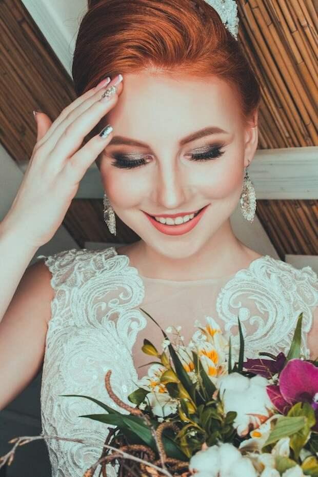 Свадебный макияж невесты — тренды 2019-2020 года