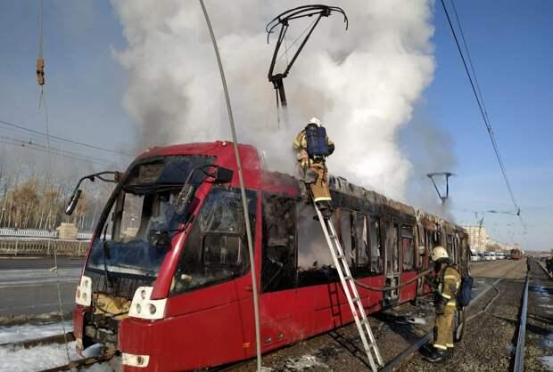 Блогер Илья Варламов: символ Казани – это горящий трамвай