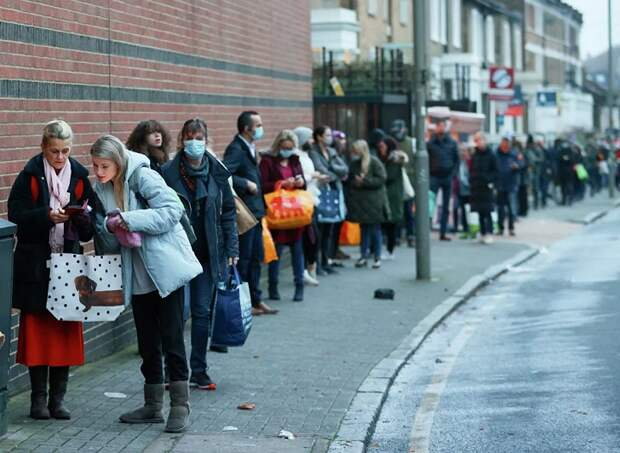 В Британии идёт «утечка мозгов» на фоне пришедшего голода