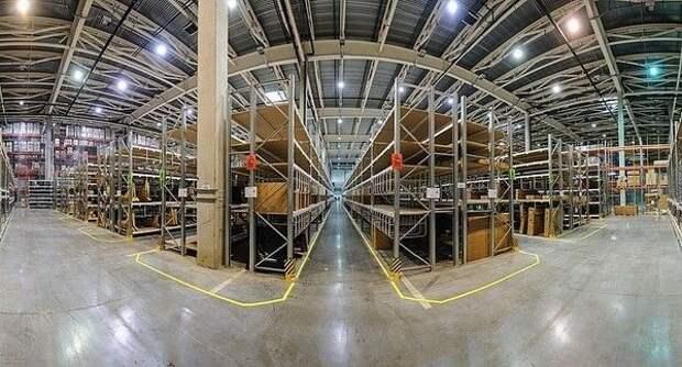 Аутсорсинг полного комплекса складских услуг