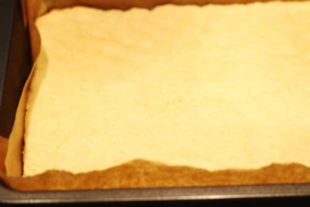 Очень вкусный пирог с творогом «Слезы ангела»