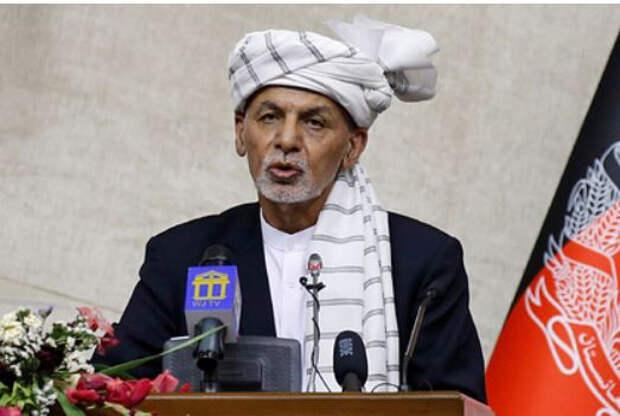 Президент Афганистана приготовился покинуть страну