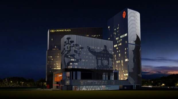 В Останкине весной введут в эксплуатацию крупнейший китайский деловой центр