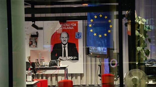 Германские выборы: тайна долей процента. Ростислав Ищенко