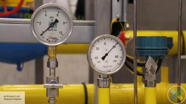 Сколько газа осталось в подземных хранилищах Украины