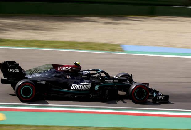Ральф Шумахер: С такими выступлениями Боттас рискует потерять место в Mercedes
