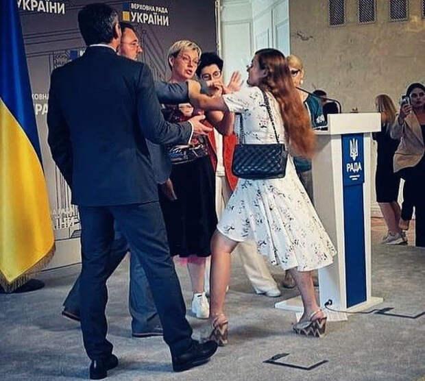 Веселый украинский июль