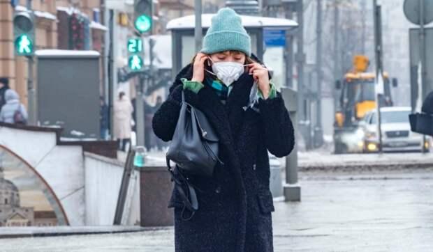 Коронавирус в России: за сутки выявили 16,6 тысячи новых случаев