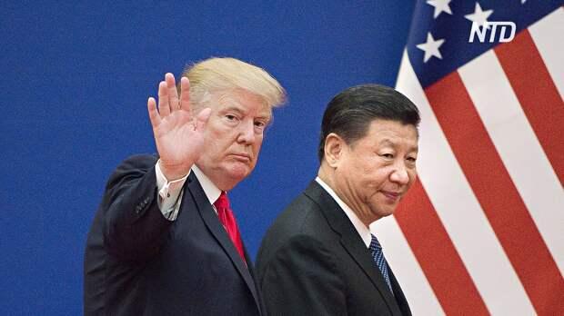 Китай кинул США: Трамп сгрыз все ногти