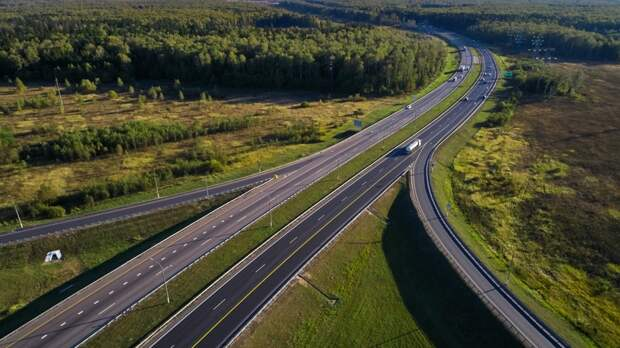 Движение станет быстрее: реконструкцию на платной трассе М-4 «Дон» завершат в 2024 году