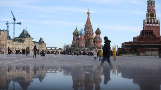 Гидрометцентр продлил желтый уровень погодной опасности в Москве до 28 октября