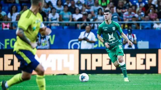 Егоров: победный мяч в матче «Ростов» — «Рубин» забит по правилам