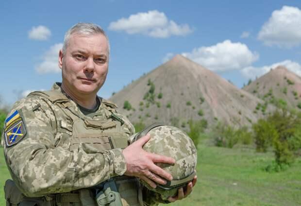 В марте Украина проведет учения на границе с Крымом