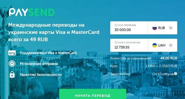 Расширение PaySend или лёгкий способ отправить деньги в Китай