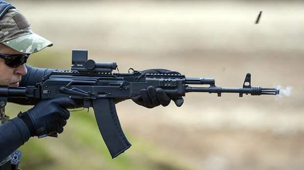 Американцы восхитились возможностями АК-74 в суровых условиях