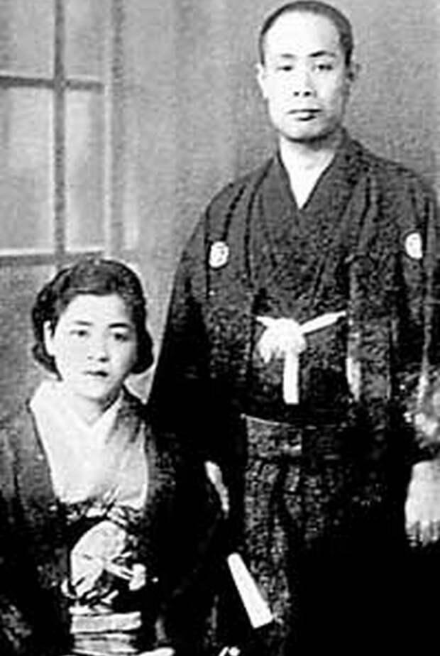 Об удивительной истории любви россиянки Клавдии Новиковой и японца Ясабуро Хачия написано много книг