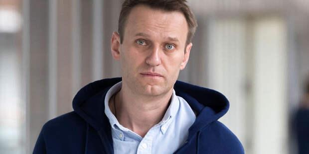 Навального оставили в СИЗО