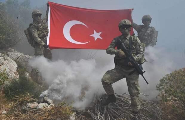 Воинственные амбиции Турции пора обуздать
