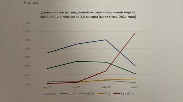 В ФМБА рассказали, какие штаммы SARS-CoV-2 распространяются в России
