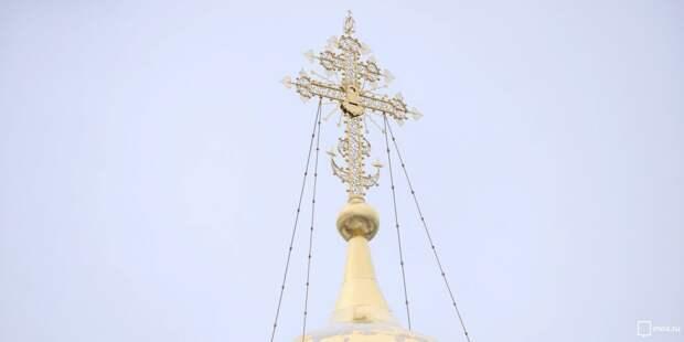 В июле храм в Анадырском проезде будет работать по обновленному расписанию
