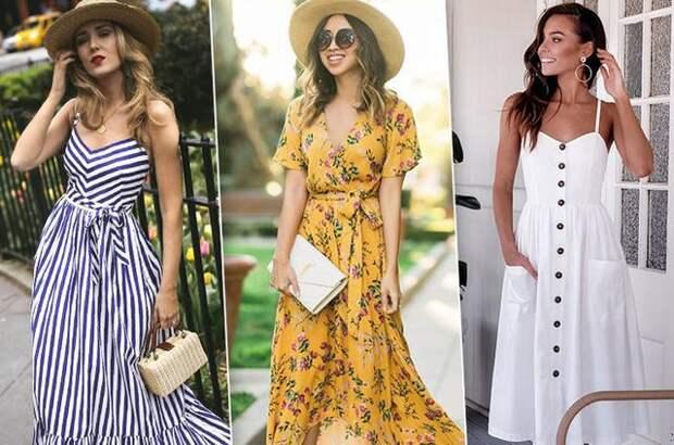 5 моделей платьев, которые будут актуальны летом-2020