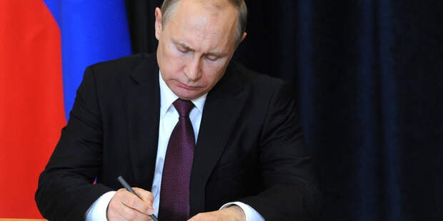 Путин ввел новые штрафы