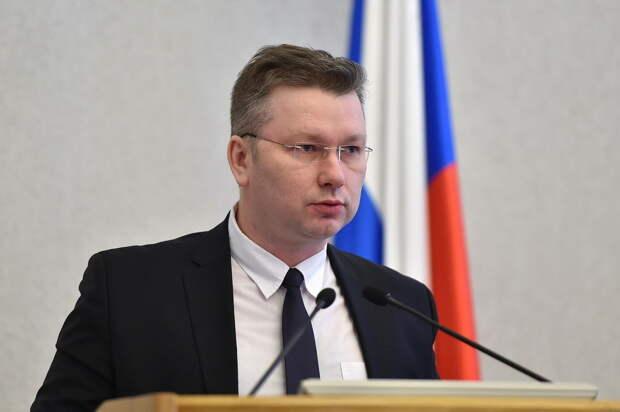 Экс-руководителя «Удмуртлеса» Евгения Родичкина назначили директором «ТПО ЖКХ»