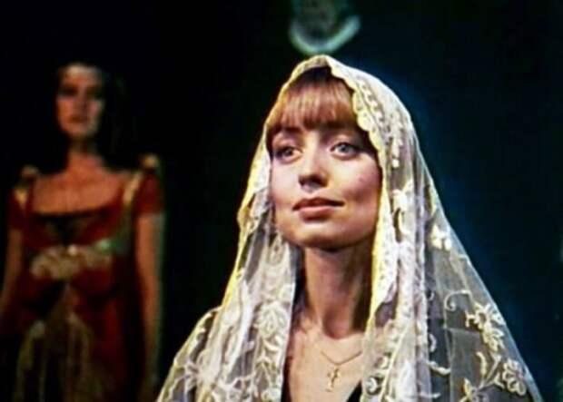 Елена Шанина в роли Кончиты, рок-опера *Юнона и Авось*, 1983 история, ностальгия, память