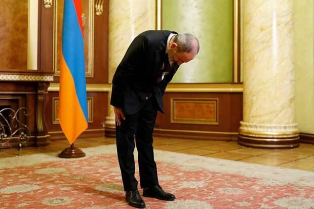 Мудрость народа Армении должна победить жажду власти Пашиняна