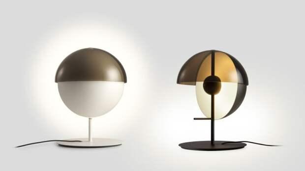 8 креативных настольных ламп, способных преобразить интерьер