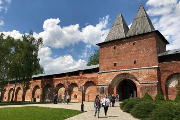 В Подмосковье пройдут бесплатные экскурсии в честь Дня туризма