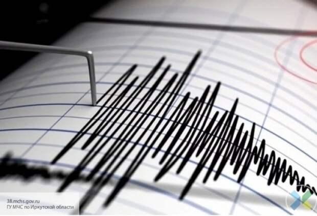 Землетрясение на Украине
