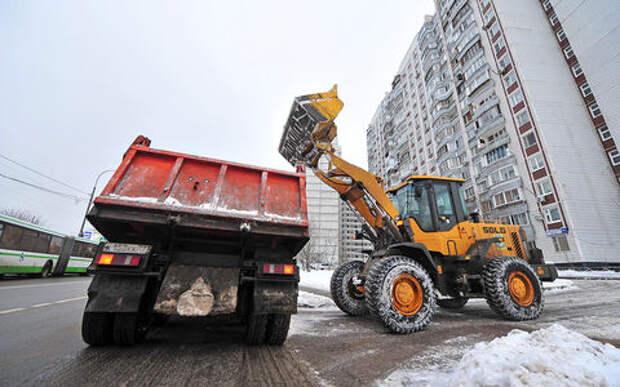 В России ужесточили правила уборки снега