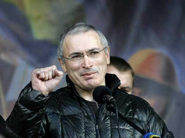 Провал на выборах Ходорковский расценил как огромную победу
