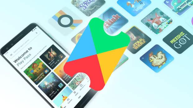 Google Play Pass запустили в России. Что дает подписка на игры и приложения