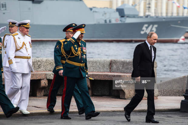 О рассекреченном направлении главного удара Владимира Путина