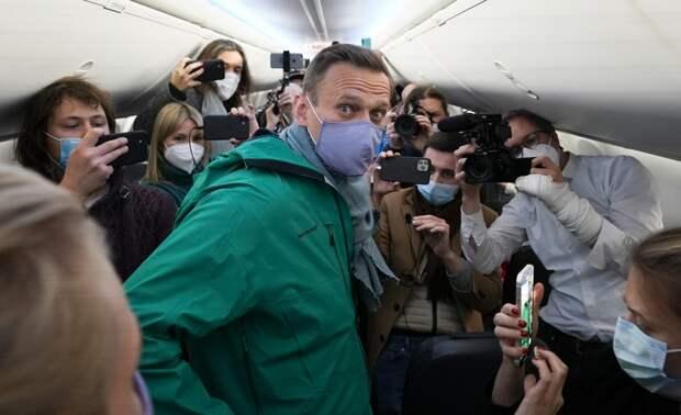 Ангела Меркель потребовала немедленно отпустить Навального