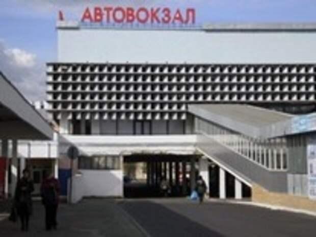 На Луганском автовокзале отменили большинство междугородных и международных рейсов