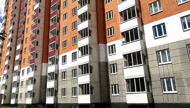Около 8 млн квадратных метров жилья сдадут в Подмосковье в 2019 году