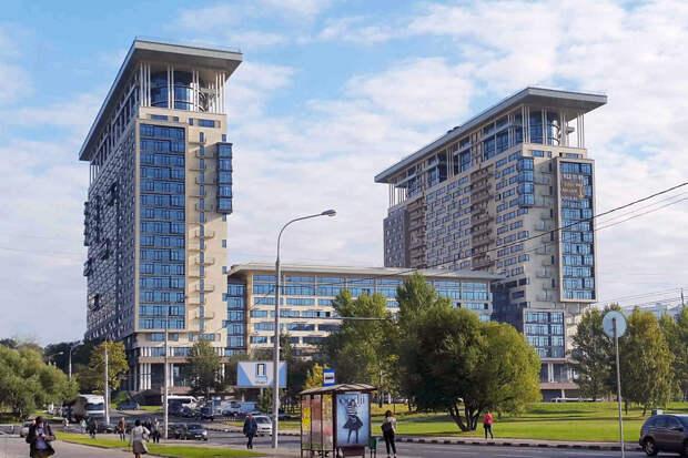 Объявлена аукционная цена подземного этажа в столичном ЖК «Новоясеневский»