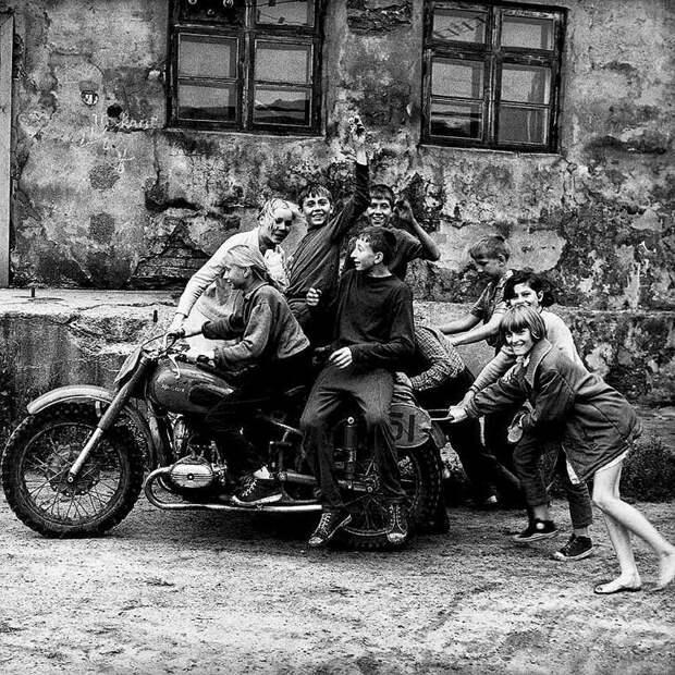 Лучшие работы фотографов советской Литвы