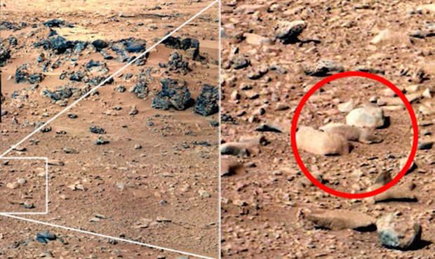 Странные фотографии из далекого космоса